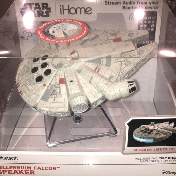 Star Wars iHome Bluetooth Speaker